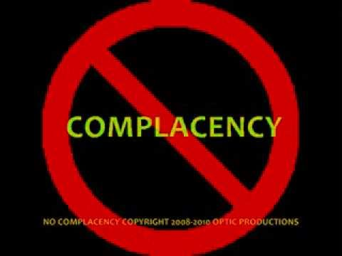 NO COMPLACENCY VIDEO 1: New Age