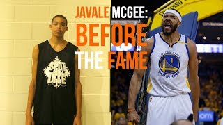 How JaVale McGee Almost Never Existed