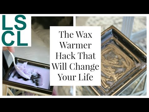 The Wax Warmer Hack That Will Change Your Life