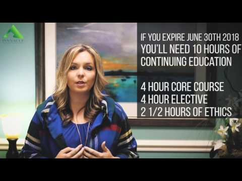 Continuing Education Guidelines for SC Realtors