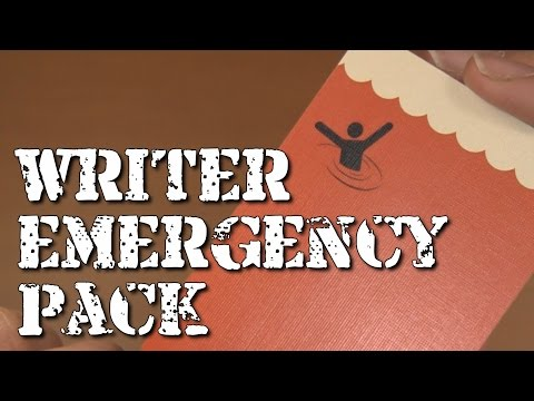 Review: Writer Emergency Pack