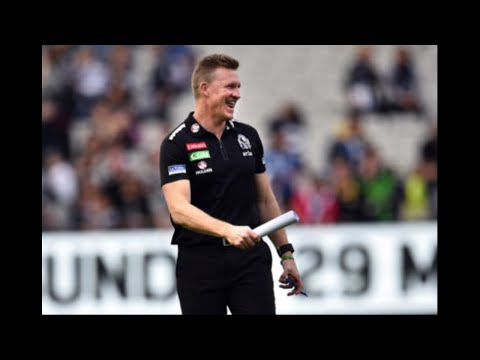 Collingwood set to announce two-year extension for Nathan Buckley