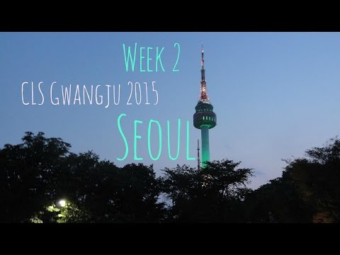 CLS VLOG 2: Hongdae, You Are Here Cafe, Coffee Prince, Namsan Tower, & Cats
