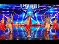 London School Of Bollywood With An Unexpected Audition Audition 3 Britains Got Talent 2017