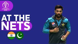 IND v PAK - At The Nets | Pakistan | ICC Cricket World Cup 2019
