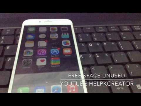 How to Clear Space Unused on any iPhone and iOS via iFunbox