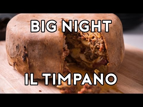 Binging with Babish: Il Timpano from Big Night