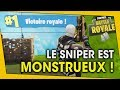 Le Sniper Est Monstrueux 2 Parties 2 Top1 Fortnite Battle Royale Song mp3