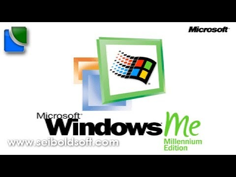 Windows ME auf VirtualBox installieren