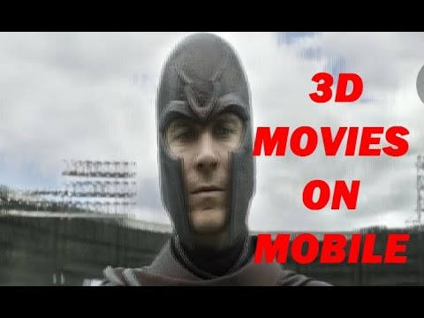How to Watch 3D MOVIES ON ANY MOBILE,TABLET & APPLE DEVICES!(2014)