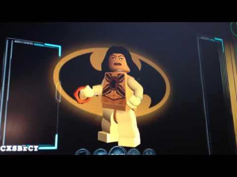 Suicide Squad custom pack on Lego batman 3!😀