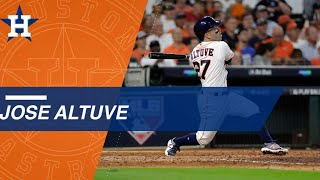 Watch all of Jose Altuve