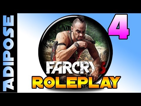 Let's Roleplay Far Cry 3 #4