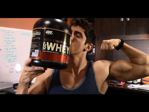 Optimum Nutrition Gold Standard 100% Whey Product Review