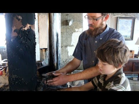 Time to improve our masonry heater!