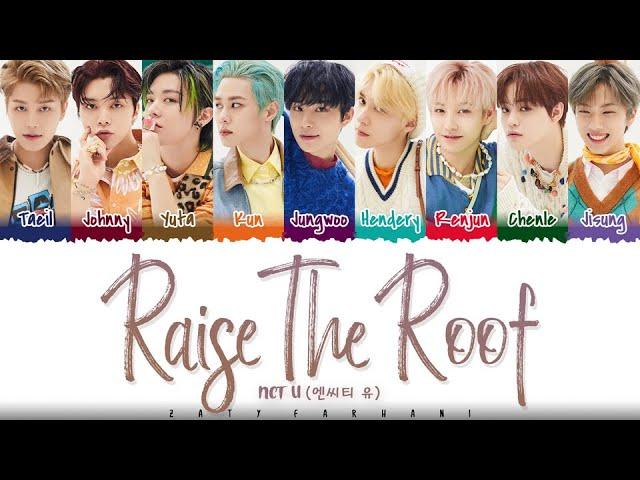 Raise The Roof - NCT U