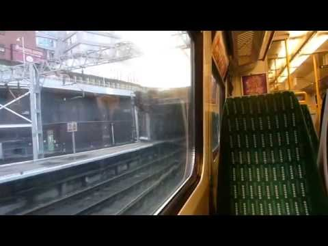 London Midland EMU Class 323 | 323201 | Birmingham New St - Birmingham Intl