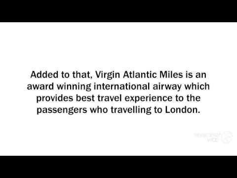 Buy Airline Miles- Get Best Deals in Virgin Atlantic Miles