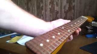Warmoth Neck Review Part 1