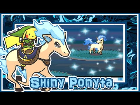 [WSHC #3] LIVE!! Shiny Ponyta on Pokemon Diamond after 1540 REs!