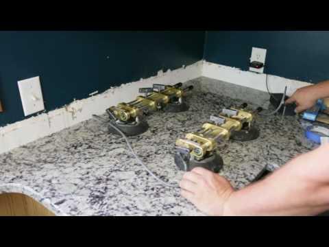 DIY Granite + Quartz - Measure and Install Like a Pro