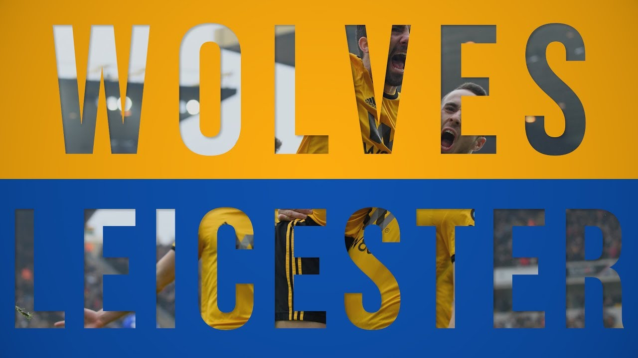 Wolves 4-3 Leicester City | Alternative Highlights