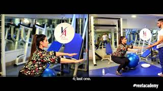 Veet Academy -Hareem Farooq- Exercises Must Haves Part 1