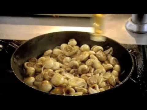 Gordon Ramsay - Marinated mushrooms