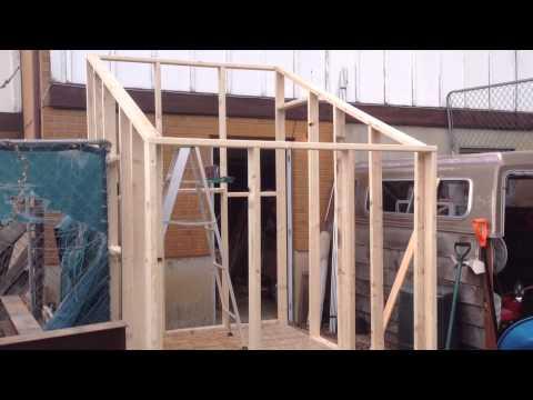 Chicken Coop Build#2
