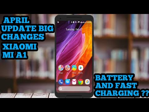 Xiaomi Mi A1 :Stable April OTA Update How To Get + FeaturesTest mi a1 april update changes.
