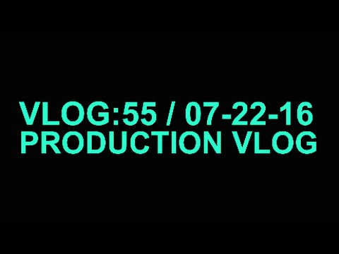ROBERT SIMONS #55 - PRODUCTION VLOG