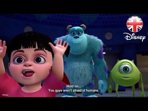 KINGDOM HEARTS III | D23 EXPO Japan 2018 Monster's Inc. Trailer | Official Disney UK