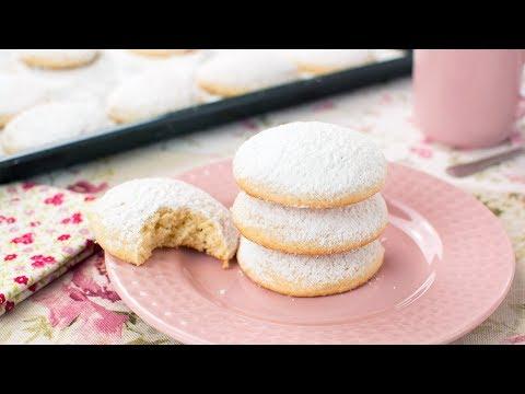 Cheesecake Cookies - How to Make Cream Cheese Cookies