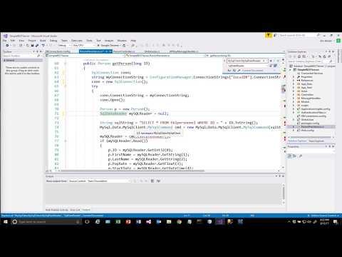 REST with Azure, SQL Server, C# and ASP.Net WebAPI