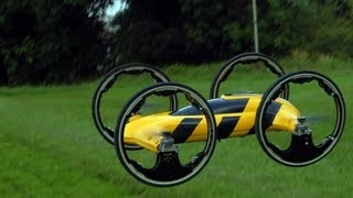 CarCopter ,EXPENDABLES 3 drone