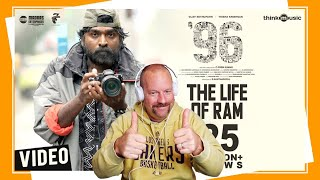 Life of Ram Song | Reaction | 96 | Vijay Sethupathi