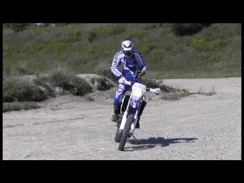 Clinton's dirt bike tips