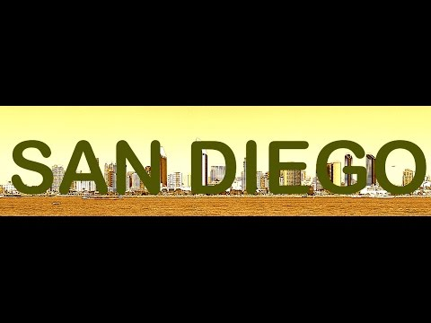 WHERE IN THE WORLD IS SAN DIEGO?