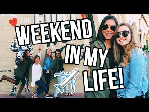 WEEKEND IN MY LIFE: Dallas, TX | Travel Diary
