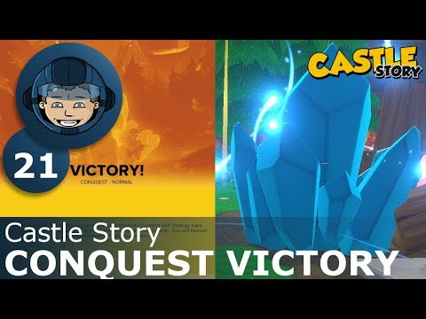 CONQUEST VICTORY - Castle Story: Ep. #21 - Gameplay & Walkthrough
