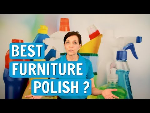 Furniture Polish? Should You Use it? (DIY & Professional Cleaning)