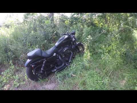 Found Stolen Bike On Trail