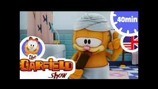 THE GARFIELD SHOW - 40min - New Compilation #10