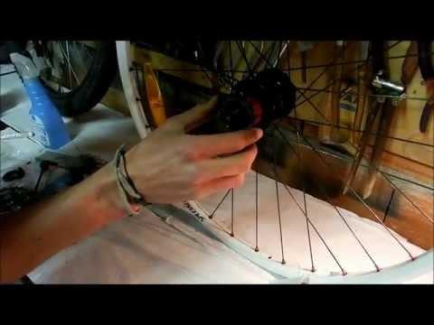 Tutoriel Pratique n°1 : Fabrication d'un single speed