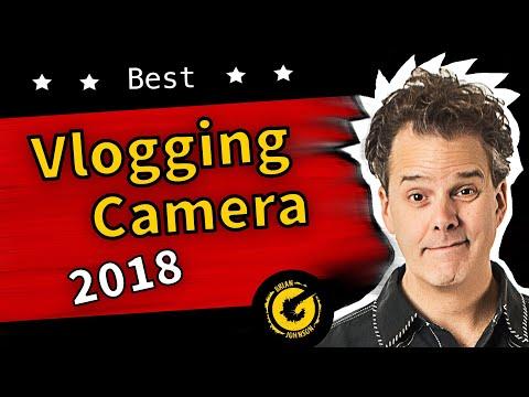 Best Camera for Vlogging 2018