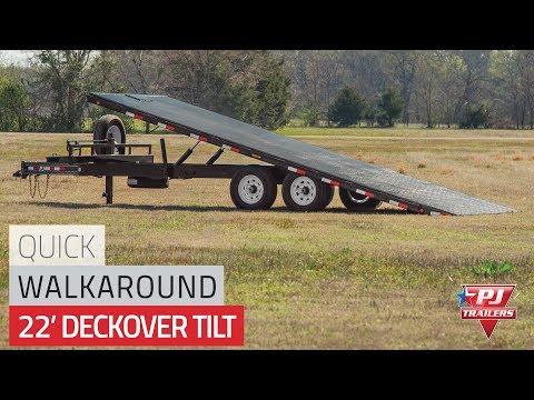 Deckover Tilt (T8) Quick Walkaround