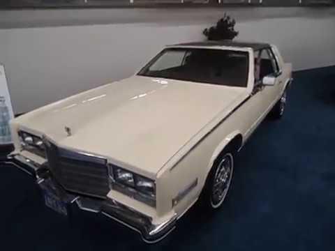 1985 Cadillac Eldorado Touring Coupe - 1980's American Luxury Car