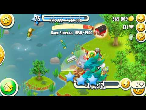 HayDay Tips: How to get Free Diamonds & How to catch big Fish in Hay Day,,,