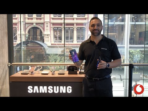 Samsung Galaxy S9 and S9+ features walk-through