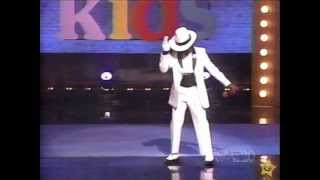 Michael Jackson dance off on Apollo Kids